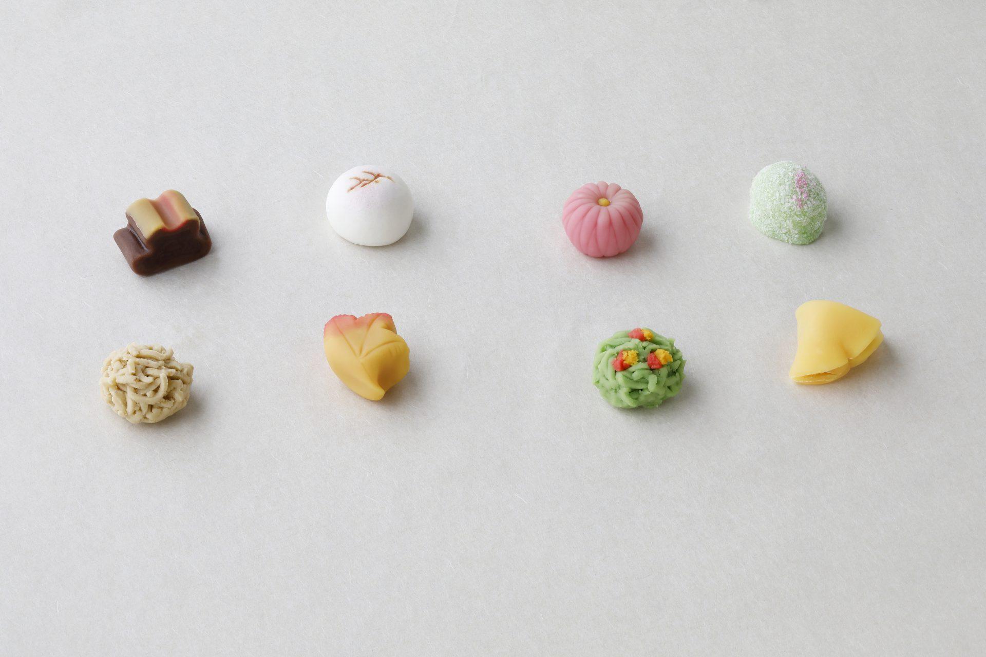 秋の生菓子