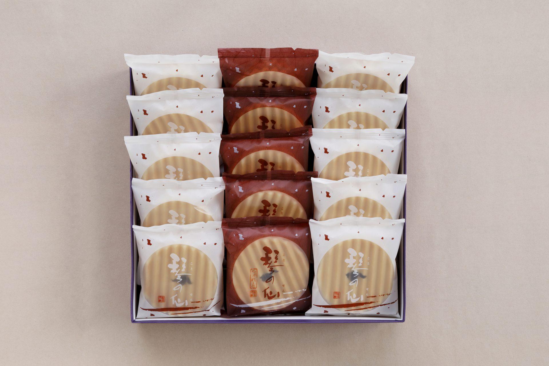 琴の仙 バニラ/チョコ