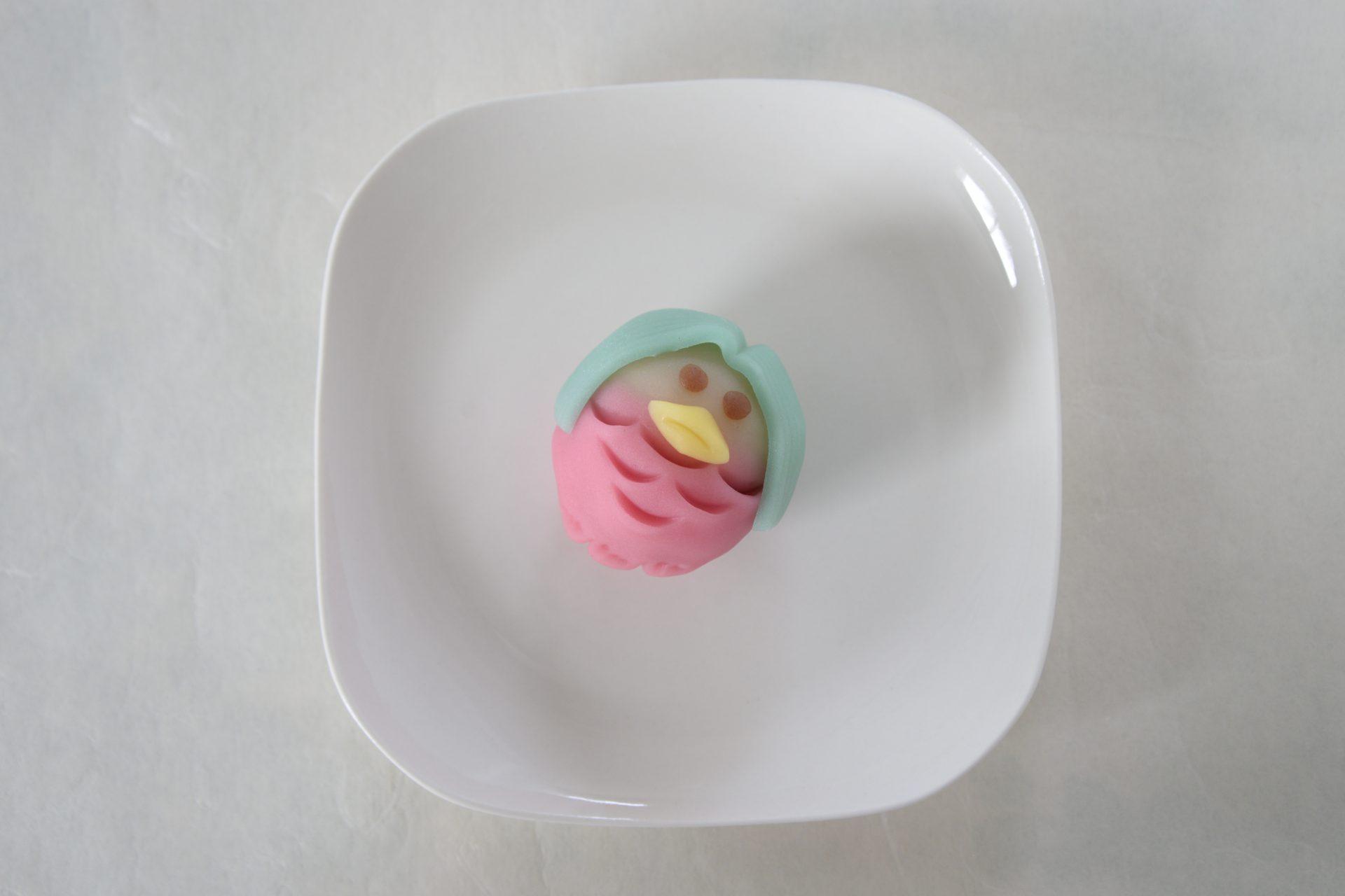 自宅で作る上生菓子キット「あまびえ」